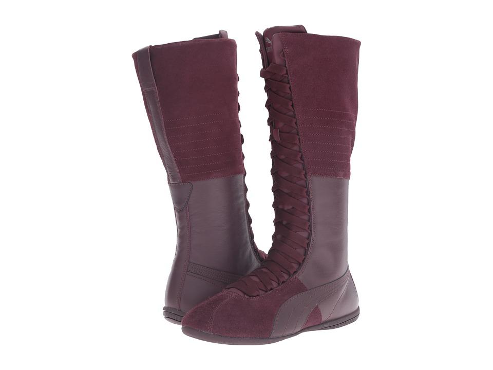 PUMA - Eskiva Very Hi (Wine Tasting) Women's Boots