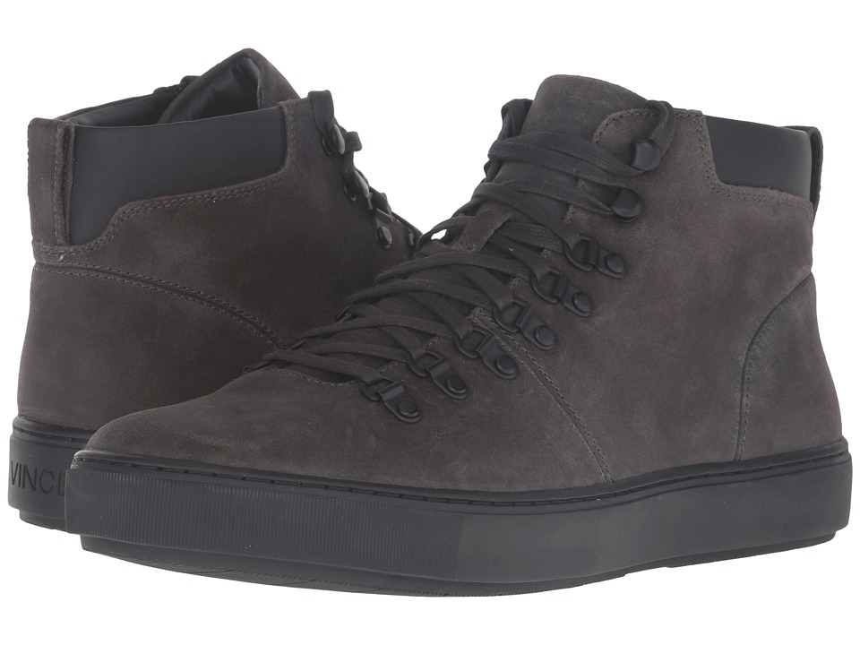Vince - Lancer (Heather Carbon/Black) Men's Shoes