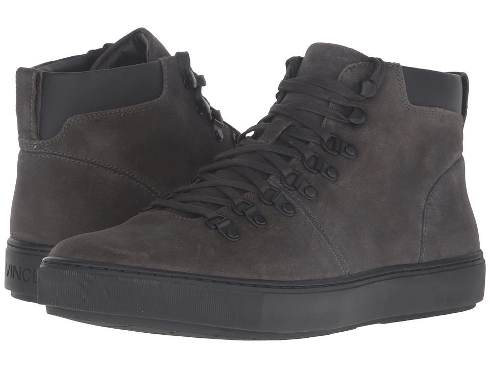 Vince - Lancer (Heather Carbon/Black) Men's Shoes