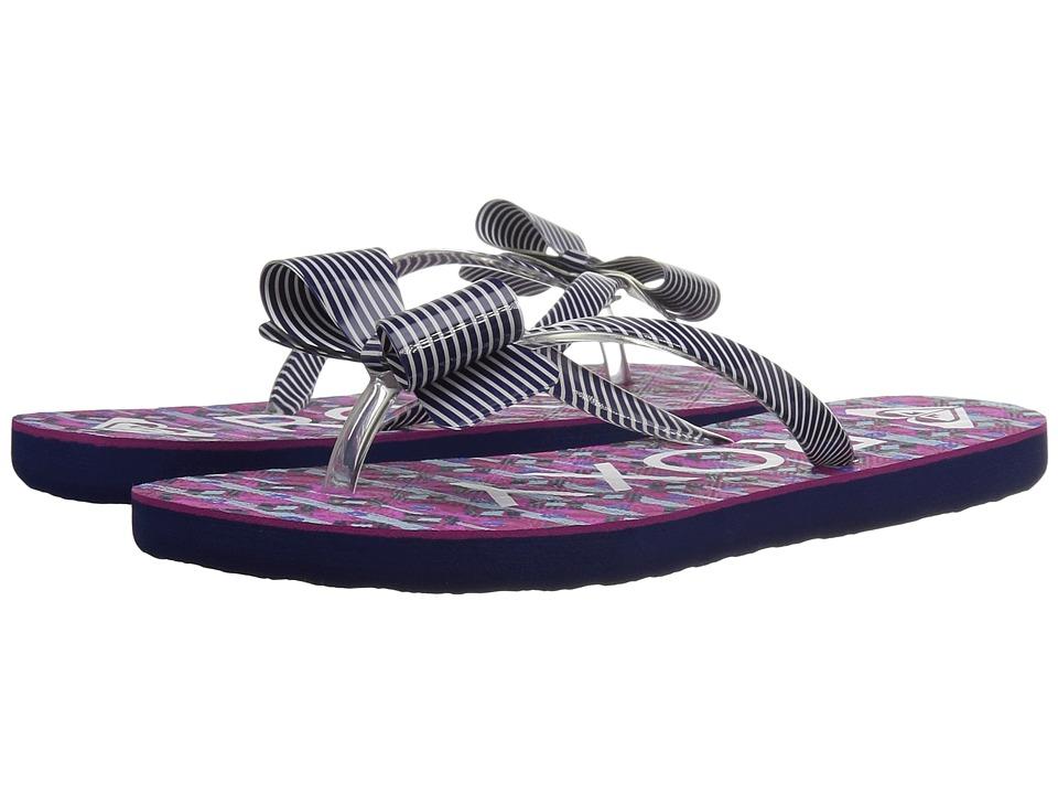 Roxy Kids - Lulu II (Little Kid/Big Kid) (Magenta Purple) Girls Shoes