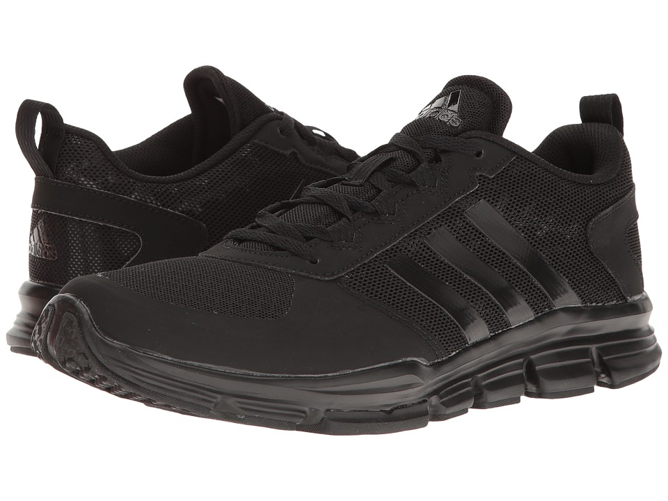 adidas - Speed Trainer 2 (Black) Running Shoes