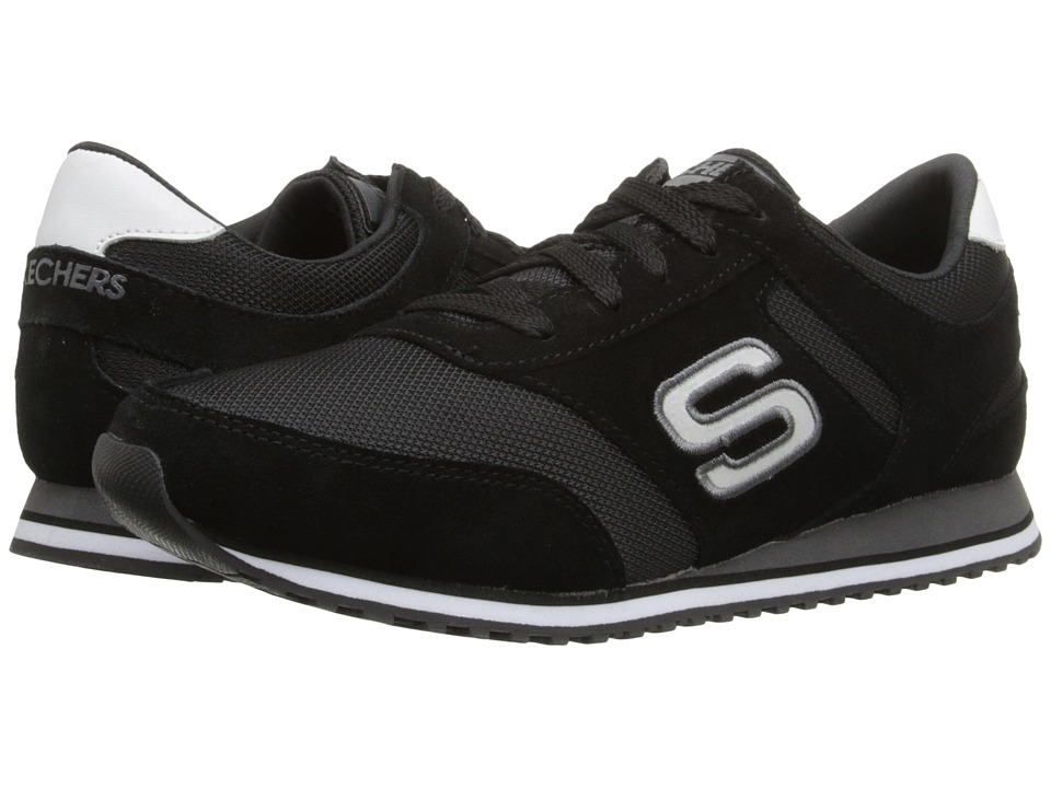 SKECHERS - OG 78 - OG - Classic (Black) Women's Lace up casual Shoes