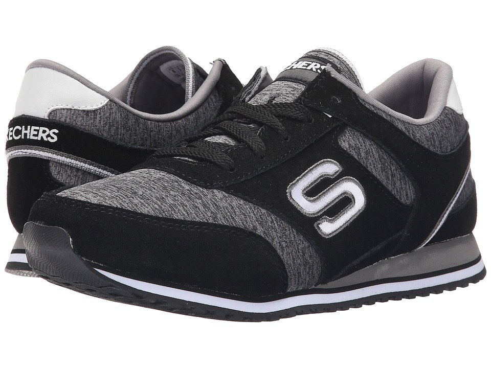 SKECHERS - OG 1978 (Black) Women's Running Shoes