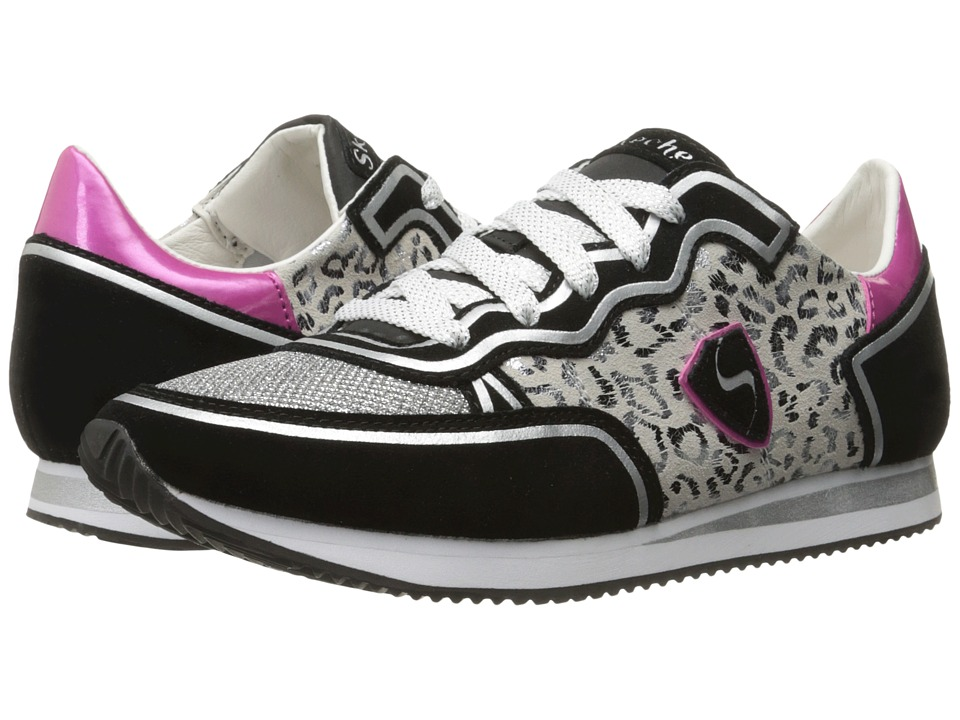 SKECHERS OG 98 Leopard Love (Black) Women