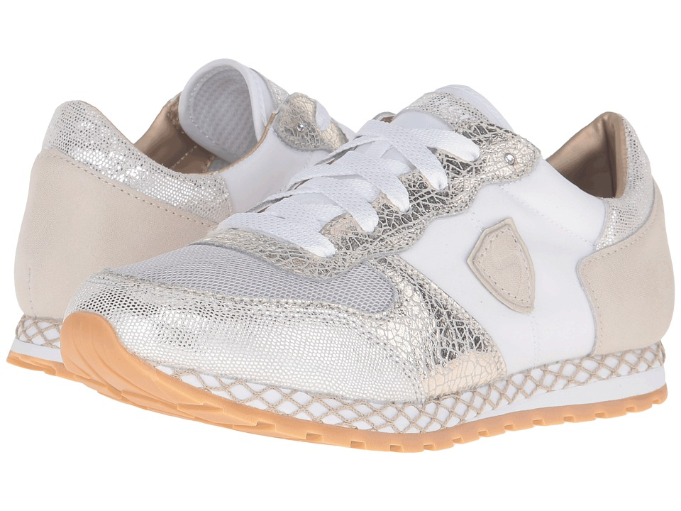 SKECHERS - OG 99 - Crochet Cruzer (White/Gold) Women's Lace up casual Shoes