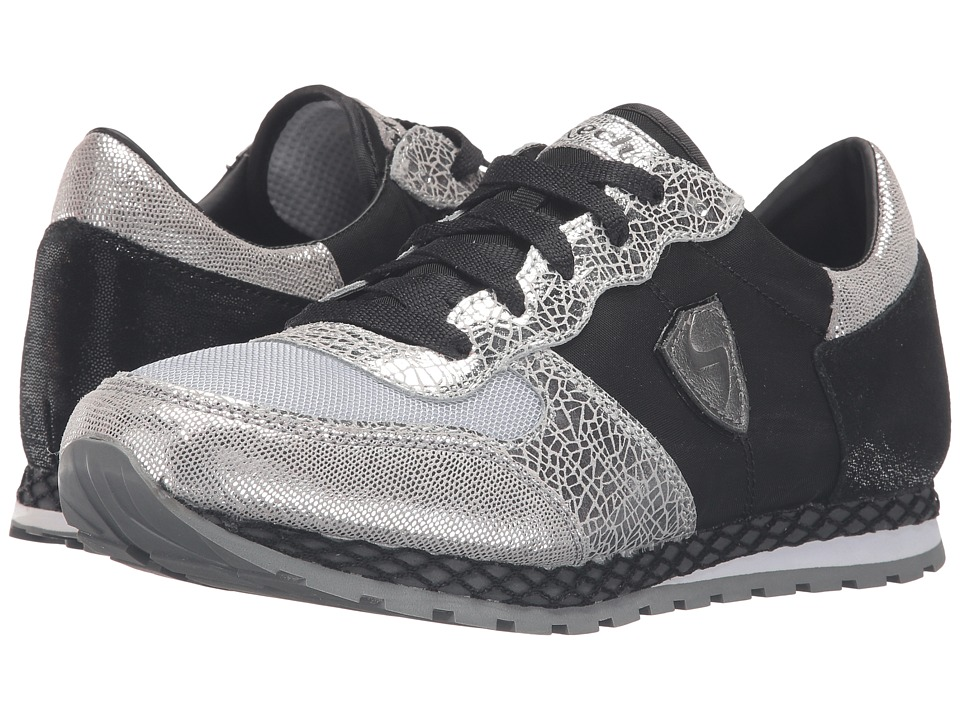 SKECHERS - OG 99 - Crochet Cruzer (Silver/Black) Women