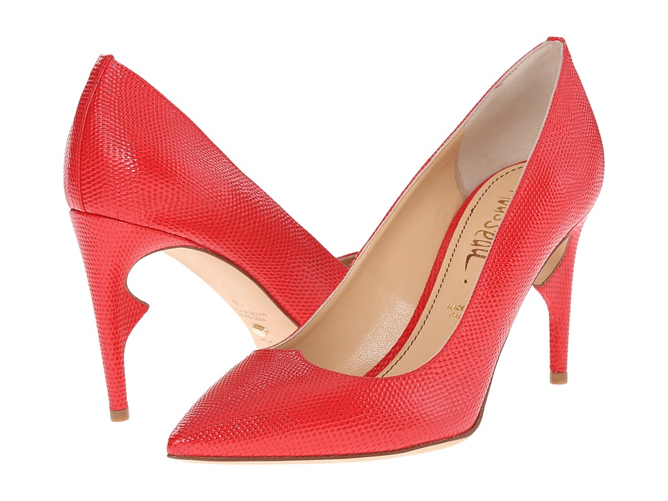Jerome C. Rousseau - Morier (Red 1) Women's Shoes