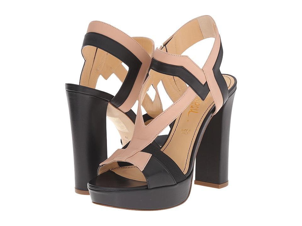 Jerome C. Rousseau - Cohen (Black) Women's Shoes