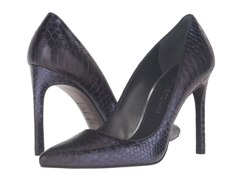 Stuart Weitzman - Tara (Sky Shadow Serpent) Women's Shoes
