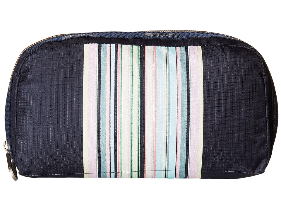 LeSportsac - Essential Cosmetic Case (Shell Stripe) Cosmetic Case