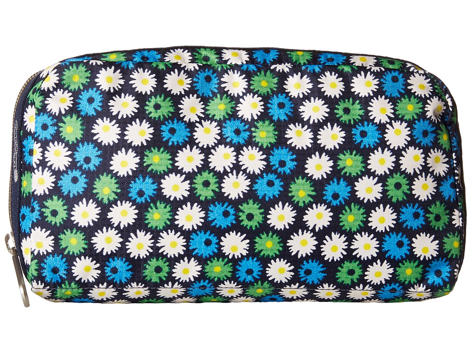 LeSportsac - Essential Cosmetic Case (Travel Daisy) Cosmetic Case