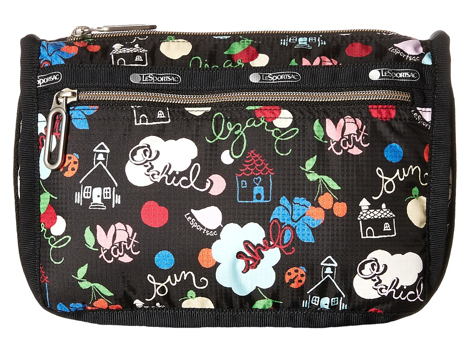 LeSportsac Everyday Cosmetic Case (School