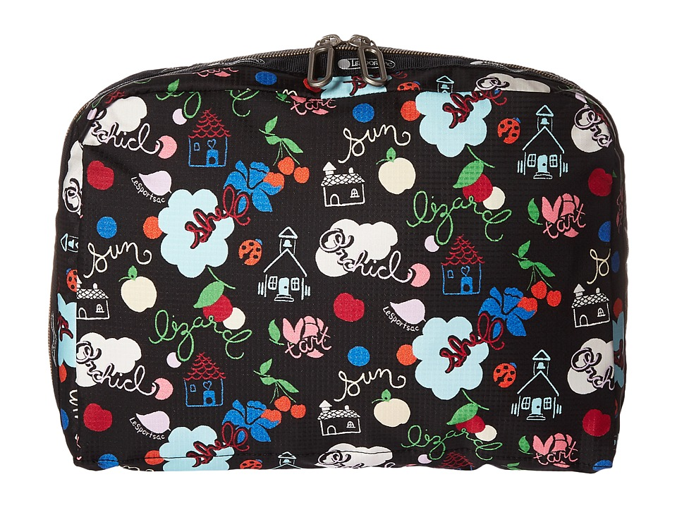 LeSportsac Luggage XL Essential Cosmetic (School s Out) Cosmetic Case