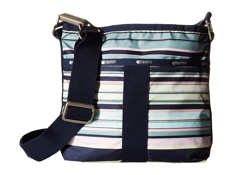 LeSportsac - Essential Crossbody (Beach Stripe) Cross Body Handbags