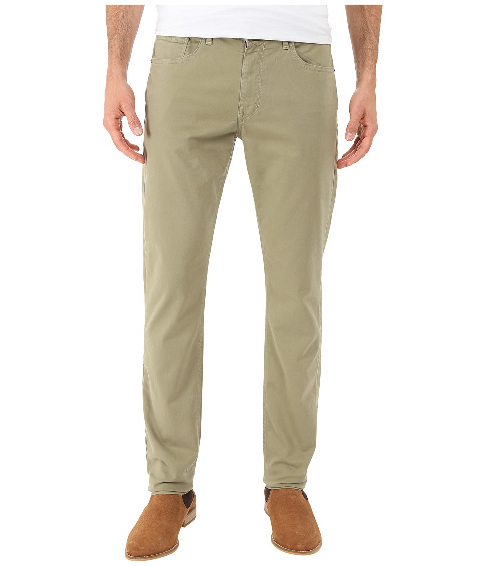 Paige - Federal in Burnt Olive (Burnt Olive) Men's Jeans
