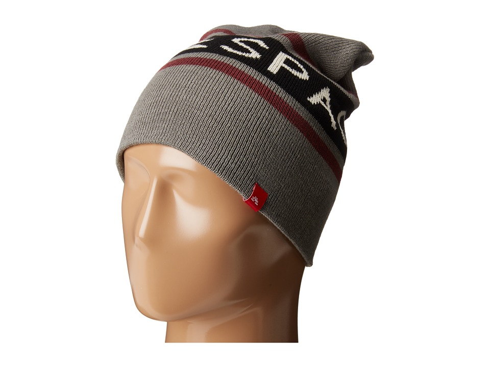 Spacecraft - Toque (Gray) Beanies