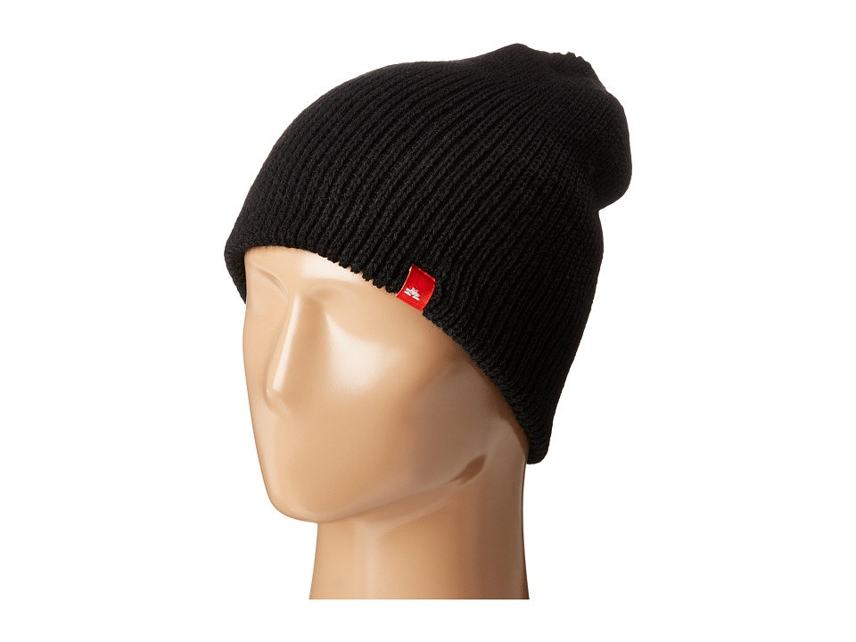 Spacecraft - Cumulus (Black) Beanies