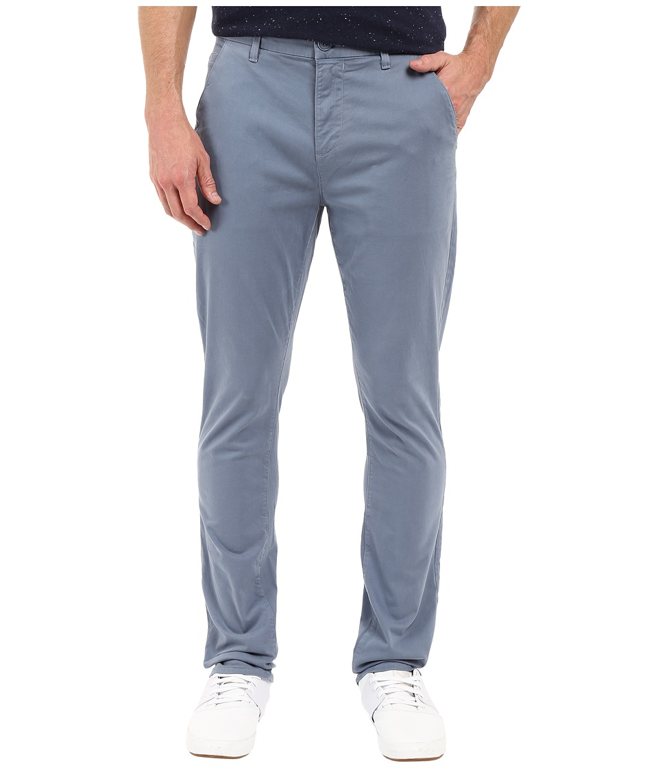 Paige - Deacon Chino in Blue Salt (Blue Salt) Men's Jeans