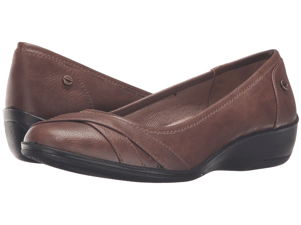 LifeStride I-Loyal (Dark Tan) Women