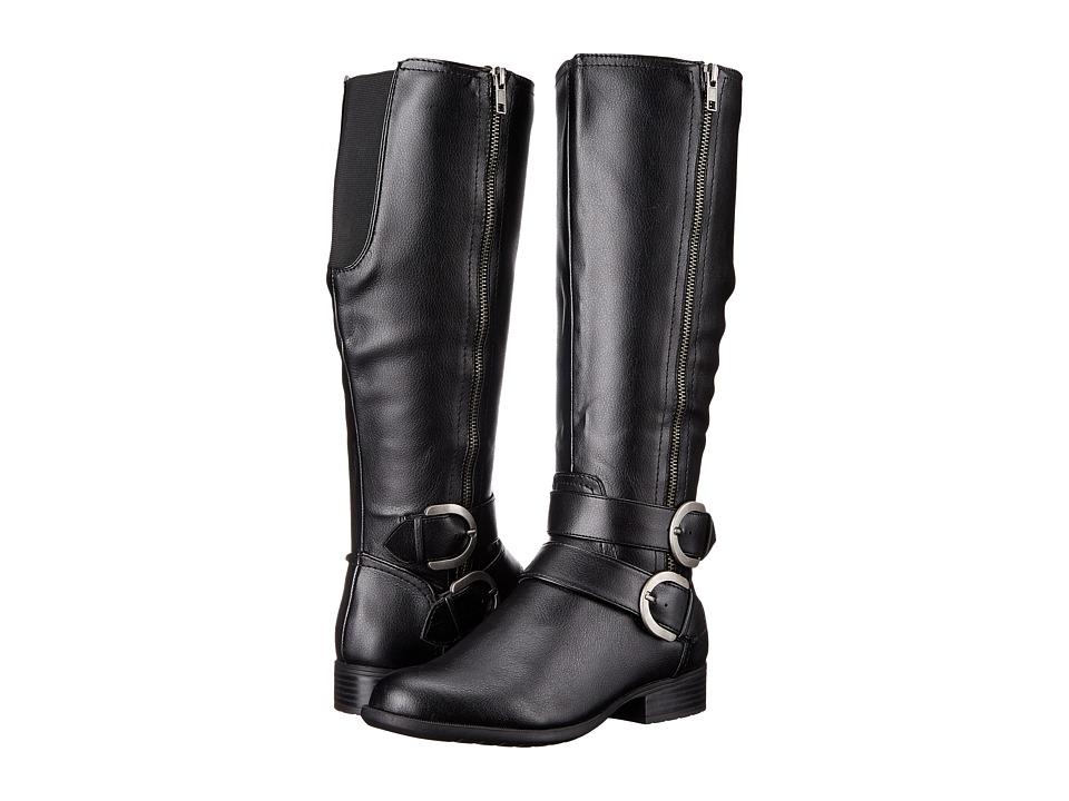 LifeStride - X-Must (Black) Women's Shoes