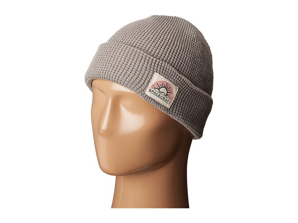 Spacecraft - Index (Gray) Beanies