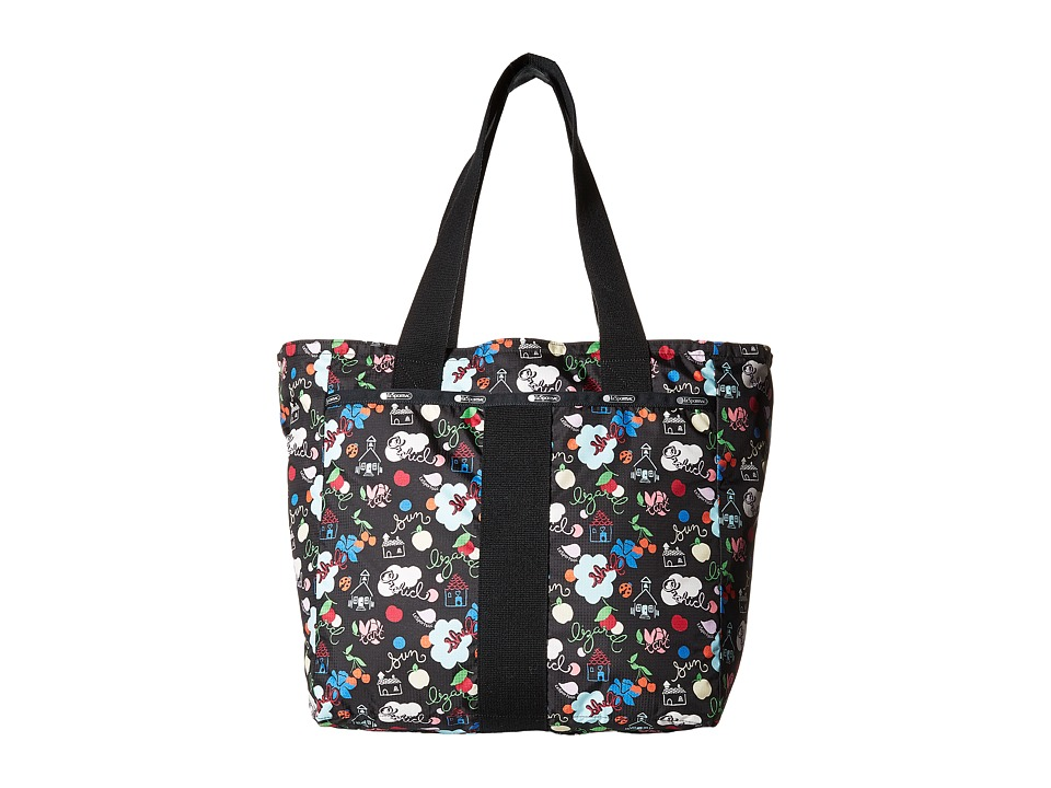 LeSportsac - Everyday Tote (School s Out) Tote Handbags