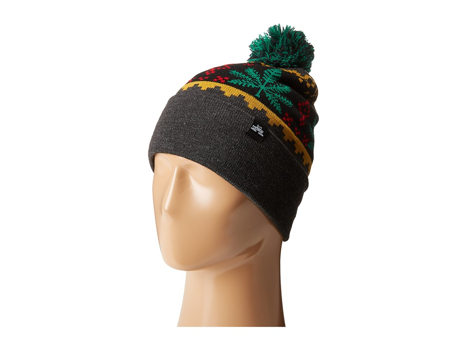 Spacecraft - Chron Pom (Rasta) Beanies