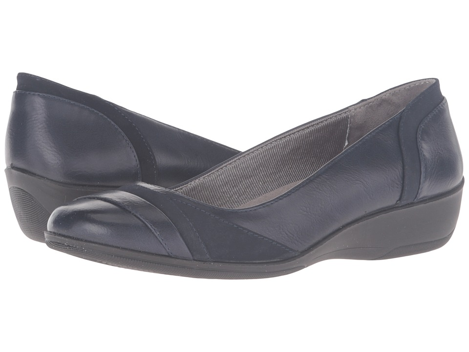 LifeStride - Indeed (Navy) Women's Shoes