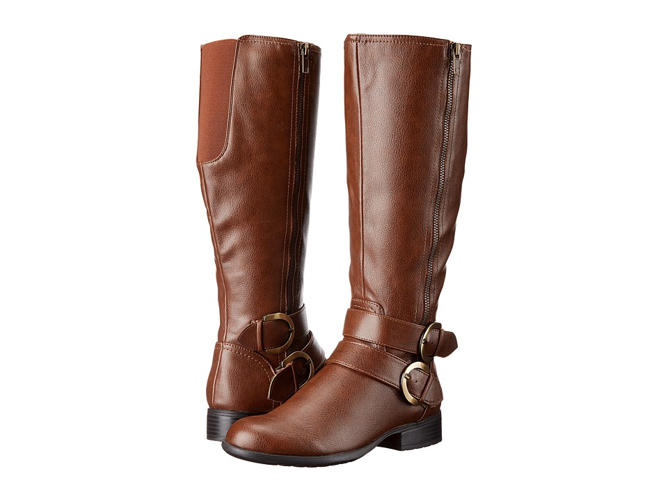 LifeStride - X-Must WC (Dark Tan) Women's Shoes