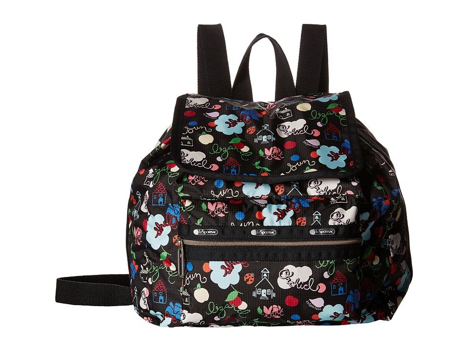 LeSportsac - Mini Voyager (School s Out) Handbags