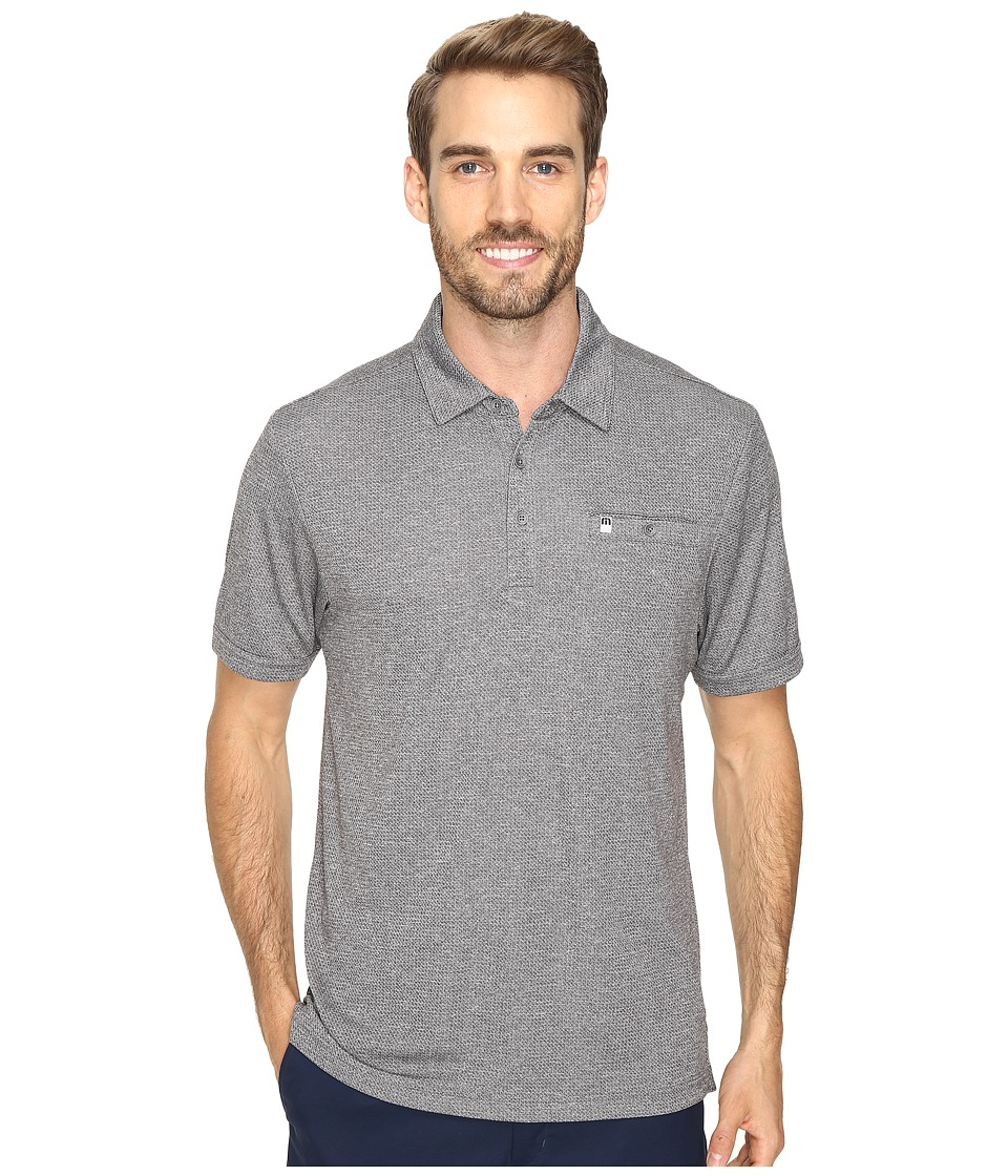 TravisMathew - Coule Polo (Quiet Shade) Men's Clothing