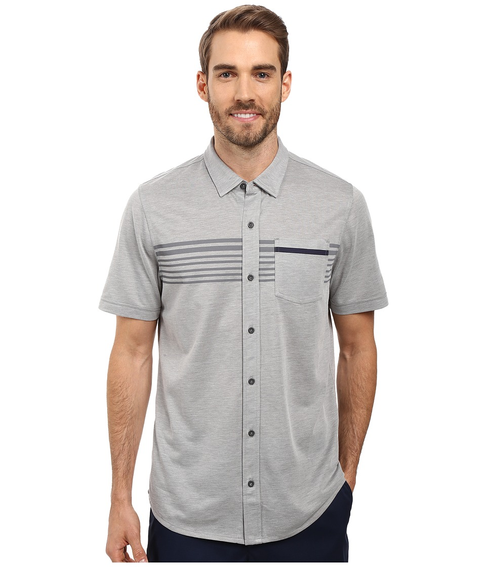 TravisMathew - Beale Polo (Quiet Shade) Men's Clothing