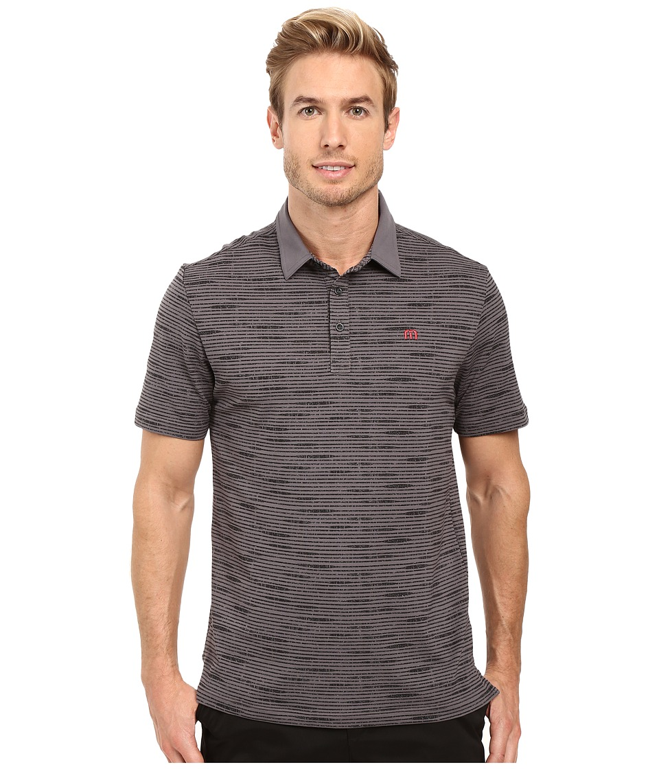 TravisMathew - Dietz Polo (Magnet) Men's Clothing