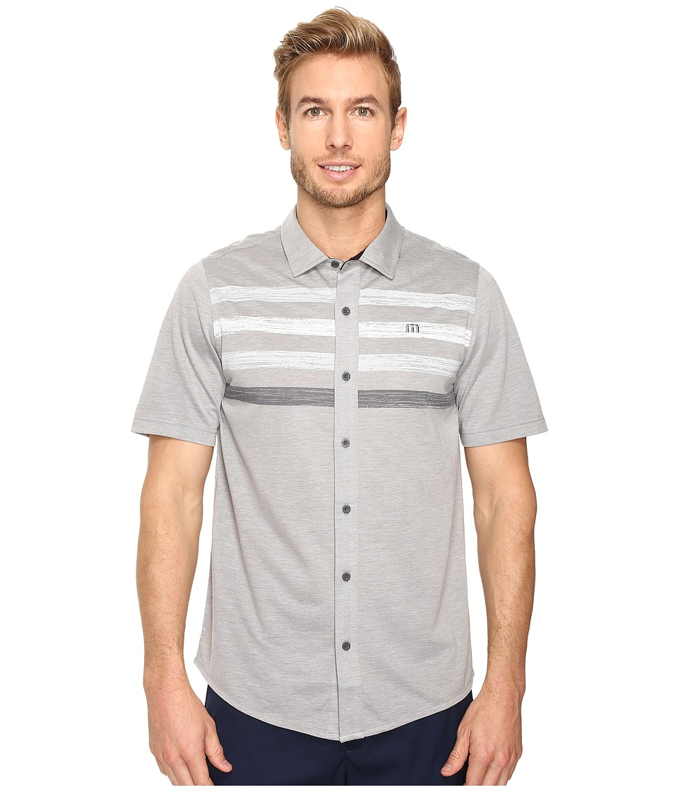 TravisMathew - Wabash Polo (Quiet Shade) Men's Clothing