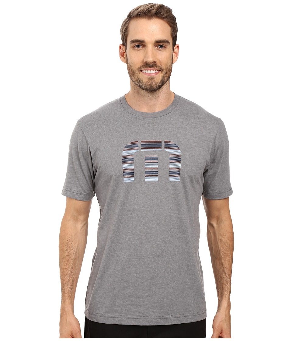 TravisMathew - Corn Flakes T-Shirt (Heather Grey) Men's T Shirt