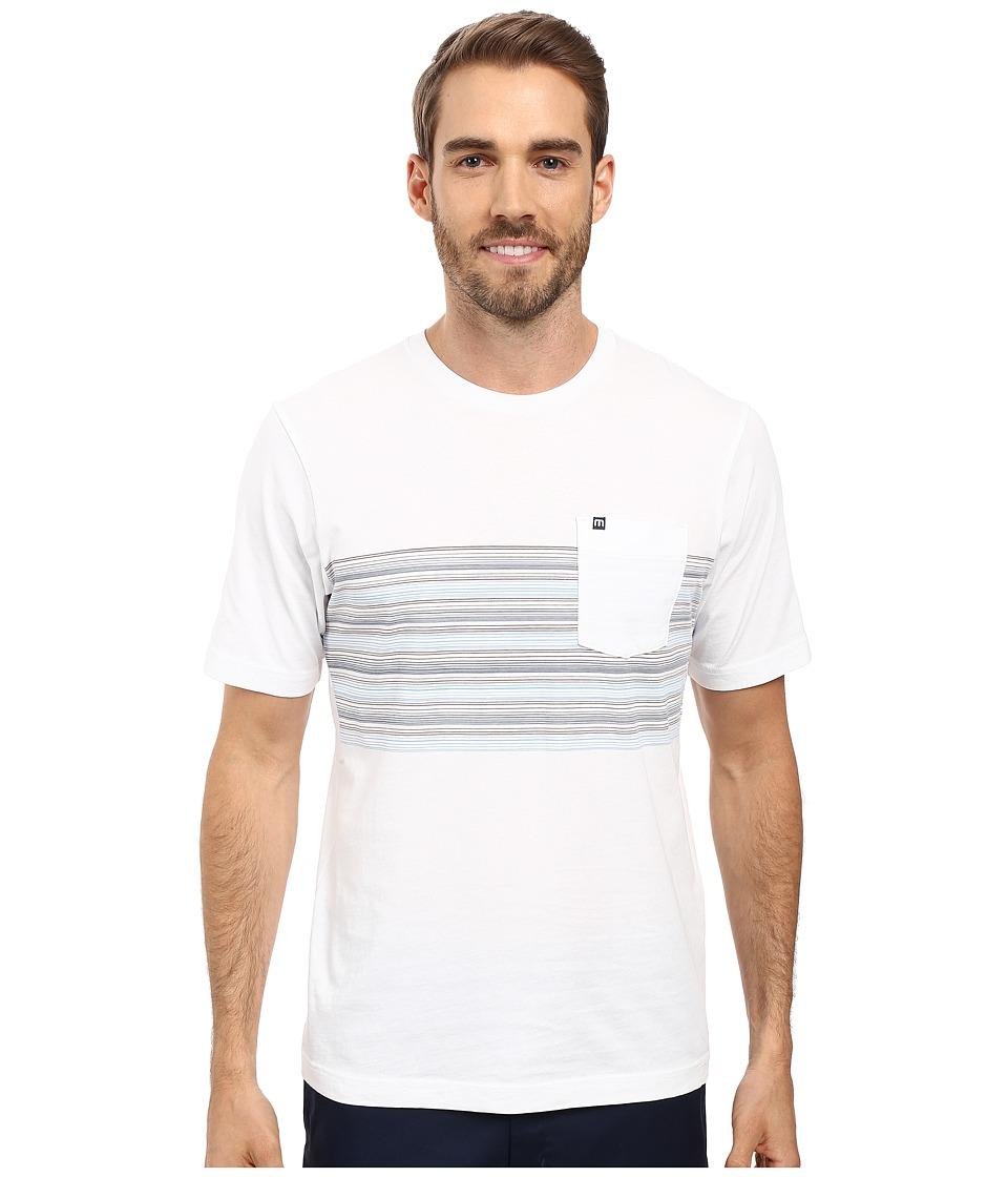 TravisMathew Mondesi T-Shirt (White) Men