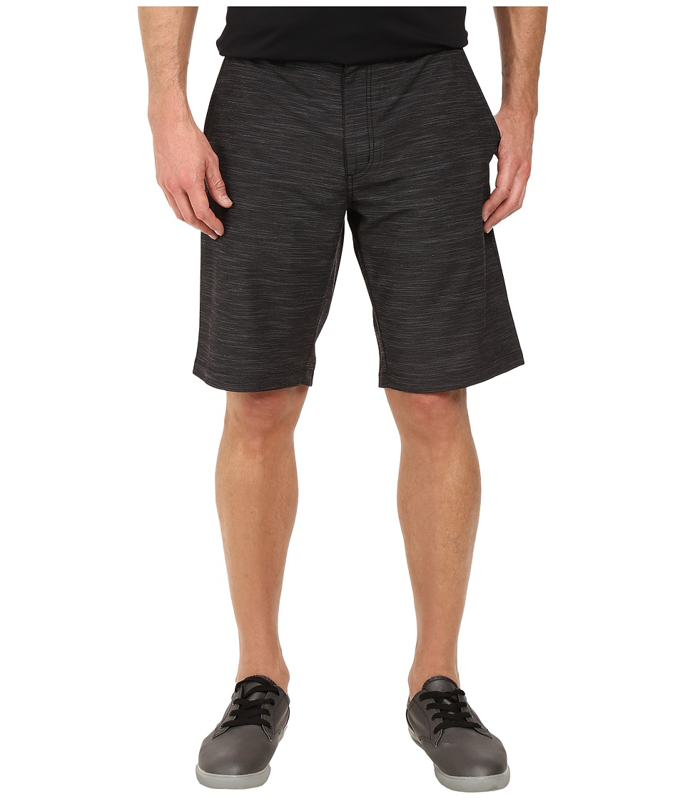 TravisMathew - Porterhouse Shorts (Black) Men's Shorts