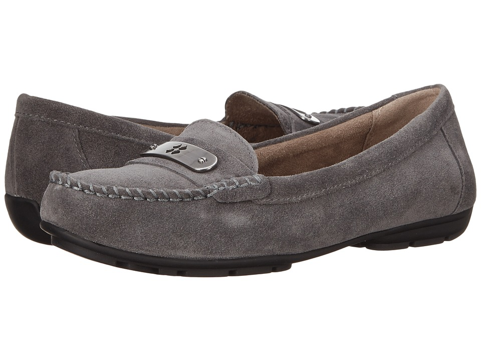 Naturalizer - Kaster (Grey Suede) Women