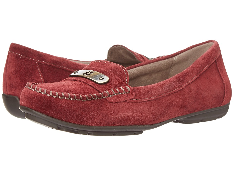 Naturalizer - Kaster (Wine Suede) Women