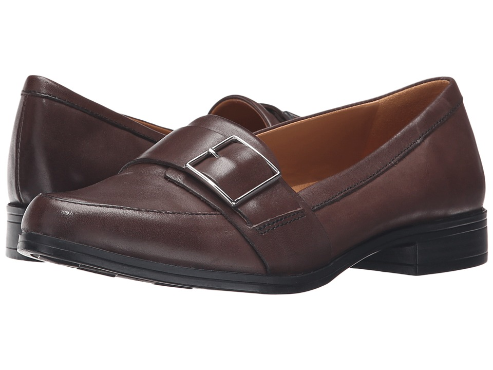 Naturalizer - Melanie (Brown Leather) Women's Shoes