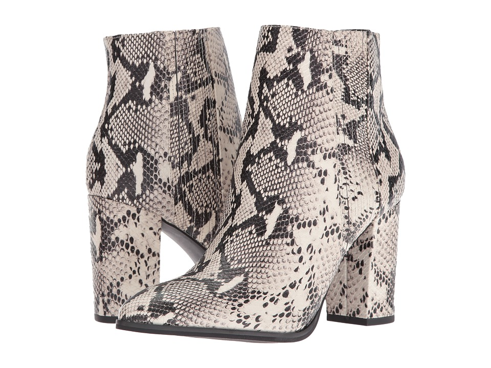 Seychelles - Accordion (Black/White Python) Women's Boots