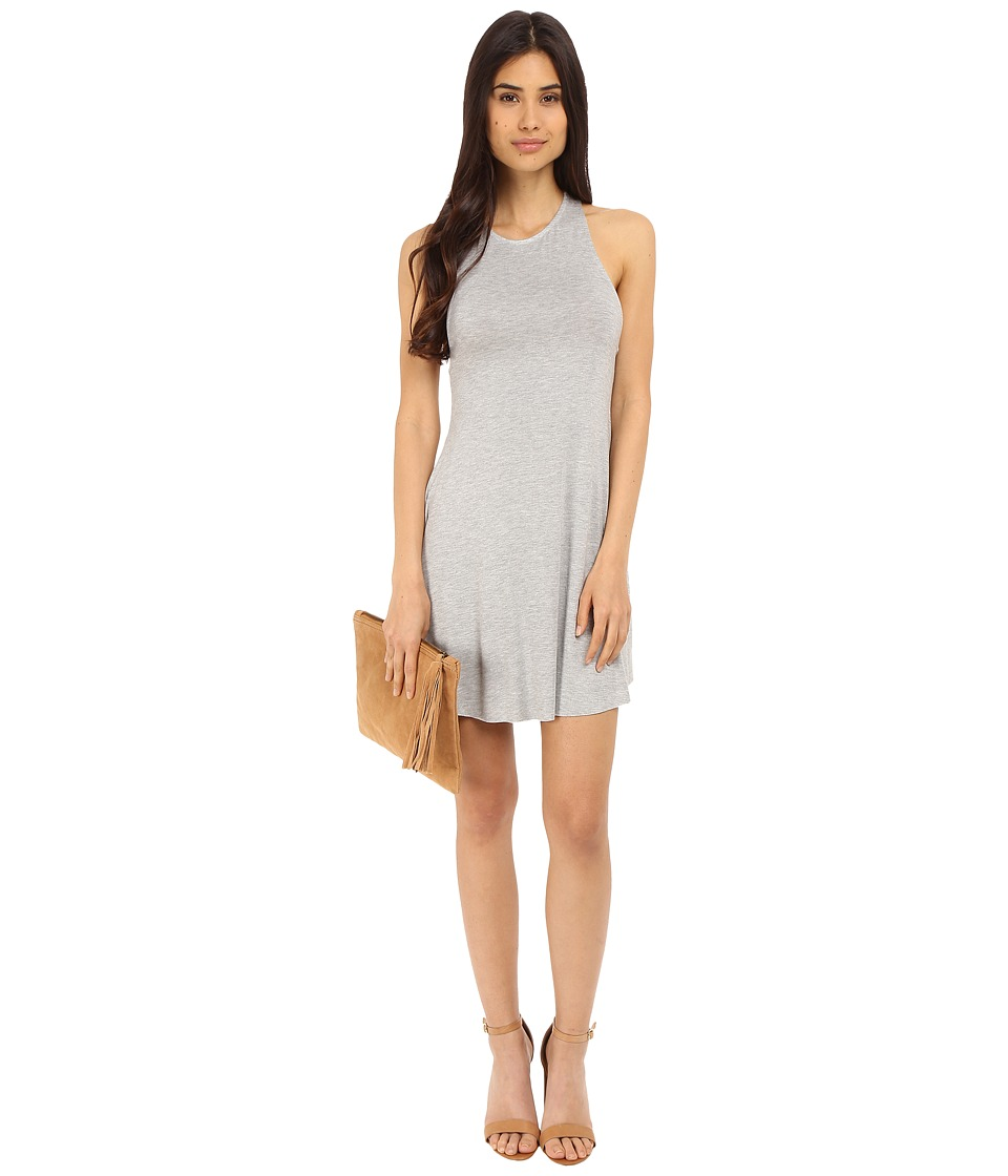 Clayton - Journey Dress (Heather Grey) Women's Dress