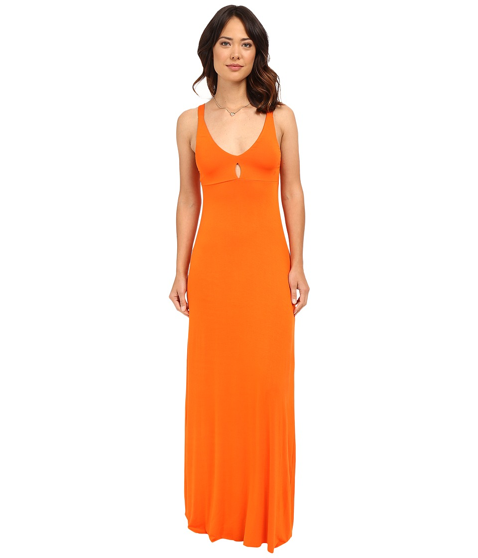 Clayton - Zyana Dress (Tangerine) Women's Dress