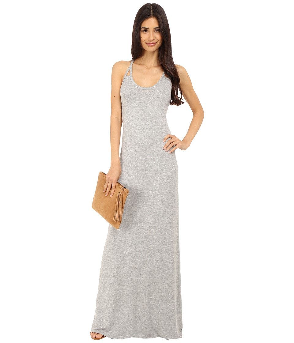 Clayton - Sabrina Dress (Heather Grey) Women's Dress