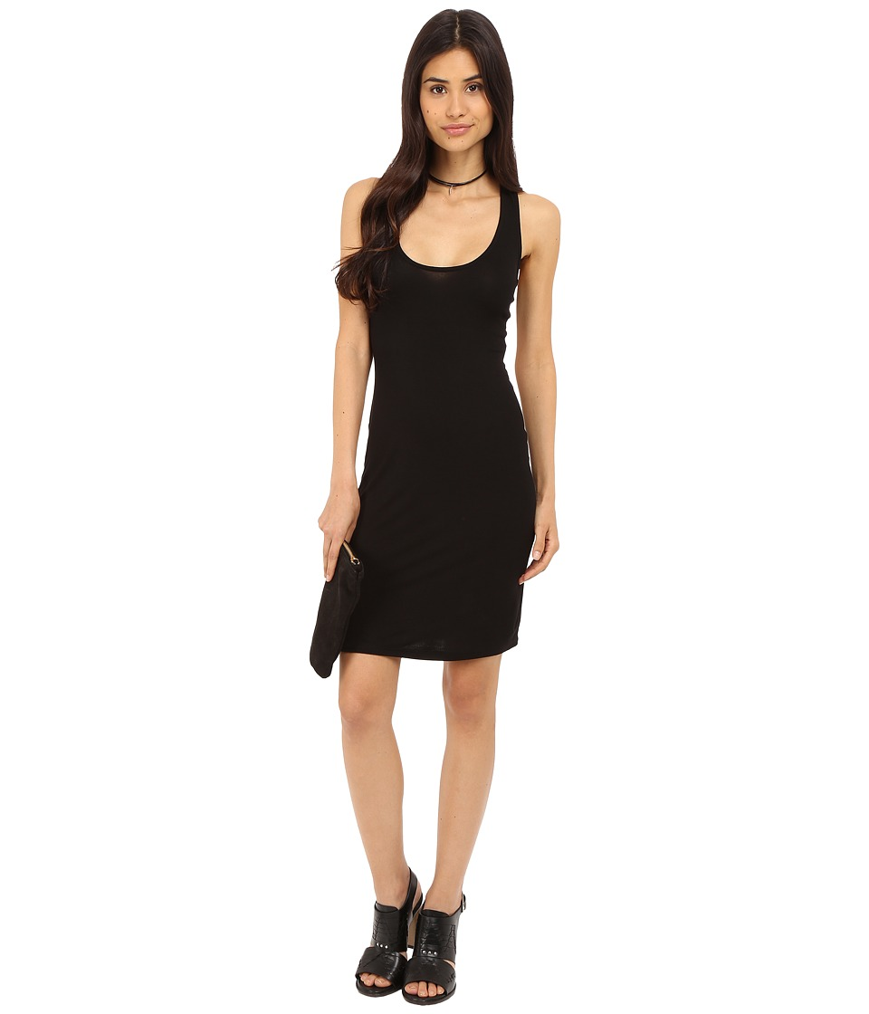 Clayton - Lulani Dress (Black) Women's Dress