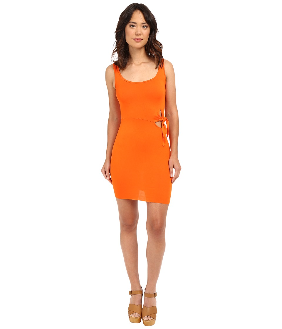 Clayton - Yara Dress (Tangerine) Women's Dress