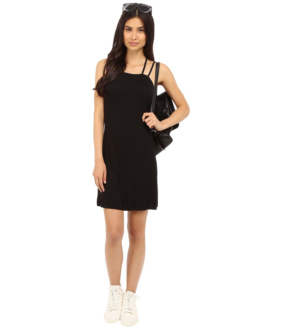 Clayton - Libby Dress (Black) Women's Dress