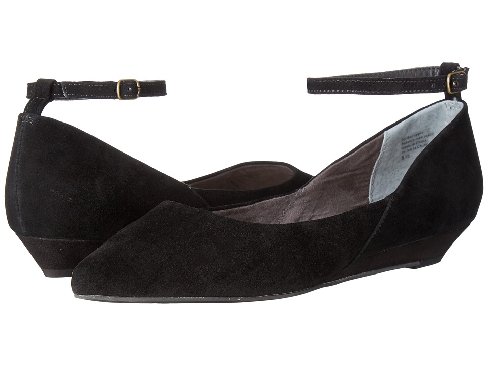 Seychelles - Drove (Black) Women's Slip on Shoes