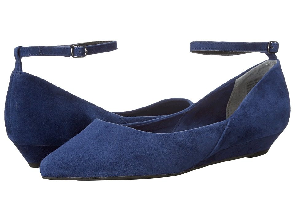 Seychelles - Drove (Indigo) Women's Slip on Shoes