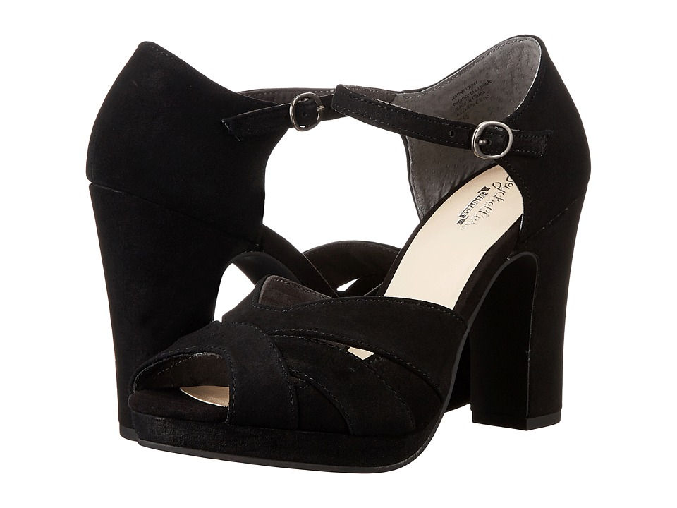 Seychelles - Cast (Black) High Heels